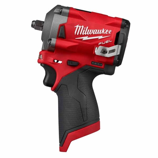 Milwaukee 2554 20 M12 FUEL Stubby 3 8quot; Impact Wrench