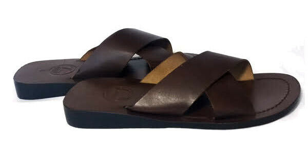 Sandal for Men Leather Sandal for Men Open Toes Sandals Men Leather Sandal