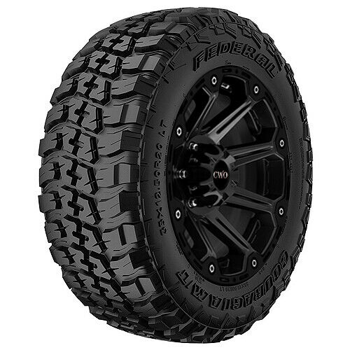 LT35x12.50R20 Federal Couragia M T 121Q E 10 Ply BSW Tire