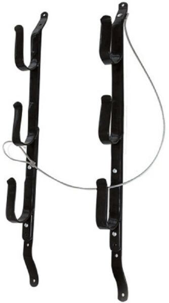 Allen 3 Gun Locking Gun Rack for Vehicles $28.99