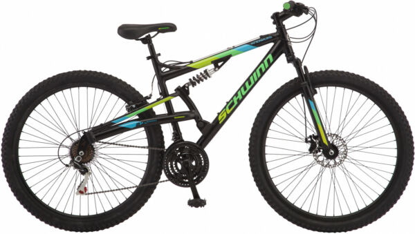 Men#x27;s Mountain Bike Schwinn Knowles 21 Speeds 29 Inch Wheel Black $286.86
