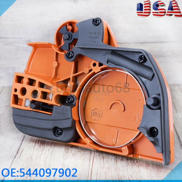 Clutch Cover Chain Brake Assembly for Husqvarna 445 450 Chainsaw Parts 544097902
