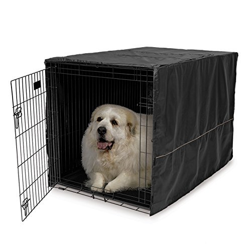 MidWest Dog Crate Cover Privacy Dog Crate Cover Fits MidWest Dog Crates Mac... $21.41