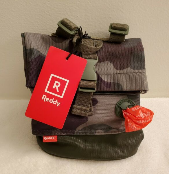 Reddy Camo Canvas Dog Backpack Size: Small Medium New with Tags $13.99