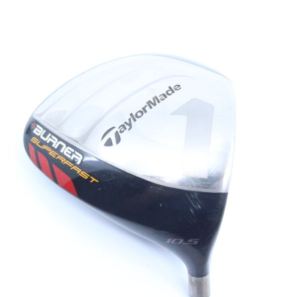TaylorMade Burner Superfast Driver Right Handed Head Only 72403W