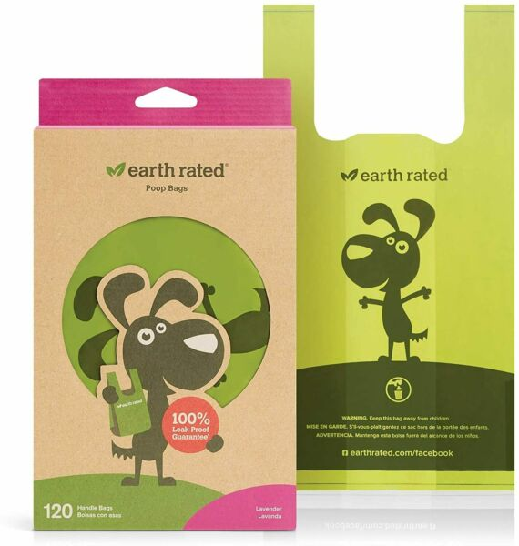 Dog Poop Bags Extra Thick and Strong Dog Bags for Poop with Easy tie Handles G $16.95