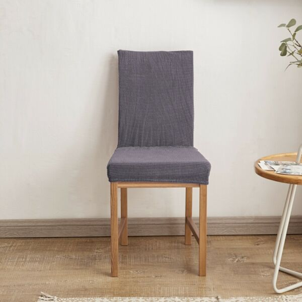 Stretch Removable Washable Chair Protector Cover Seat Slipcover for Dining Room $8.60