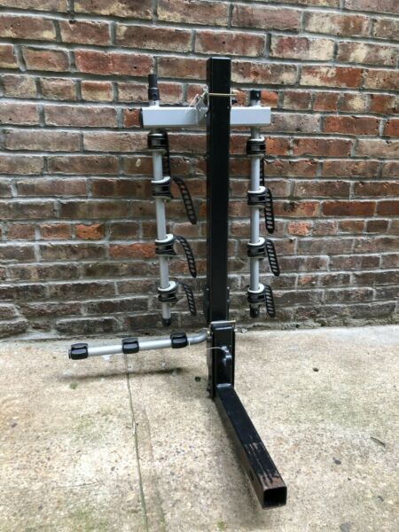 Thule Bike Rack 995 996 Expressway 4 Bicycles NYC Local Pickup Only $150.00