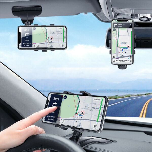 Universal Car Dashboard 360° Rotation Mobile Phone Holder Stand Mount Bracket US $13.48