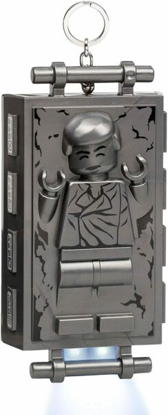 LEGO Star Wars Han Solo in Carbonite LED Lite Key Chain $19.95