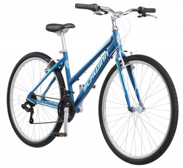 Pathway Multi Use Bike Womens Frame 700c Wheels 18 Speeds 8 Inch Wheel Size $255.09
