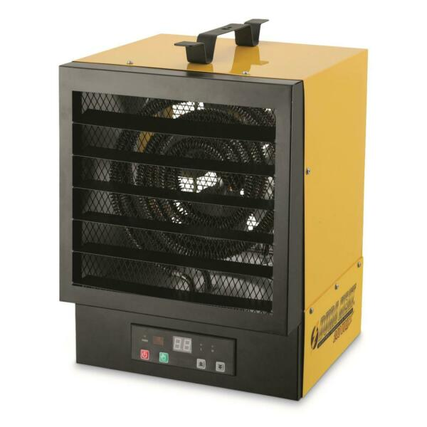 Dura Heat Electric Forced Air Heater with Remote Control 34120 Btu Free Ship $167.99