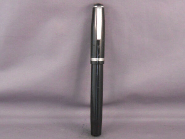 Esterbrook Vintage Black J Transitional Fountain Pen new sac installed