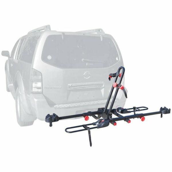 2 Bike Hitch Rack Mount Carrier Trailer Car Truck SUV Receiver Bicycle Transport $169.99