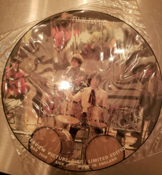 Pink Floyd Interview Picture Disc LP