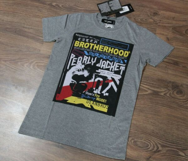 BNWT Dsquared D2 T Shirt in Gray Brotherhood $39.99