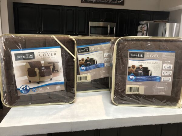 Furniture Covers Chocolate $75.00