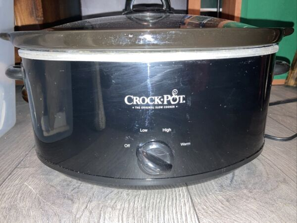 crock pot slow cooker 10 quart