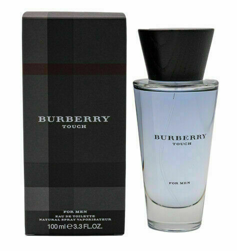 Burberry Touch by Burberry EDT for Men 3.4 oz Brand New In Box SEALED $25.75