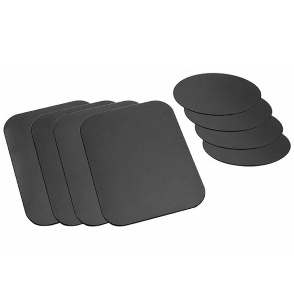 8 PCS Metal Plates Sticker Replace For Magnetic Car Mount Holder Cell Phone GPS $5.95
