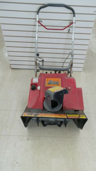 ATLAS GAS SNOW BLOWER A32ES K