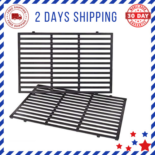 Grill Grates For Weber Genesis Series Gas Replacement Cooking Grates Heavy Duty