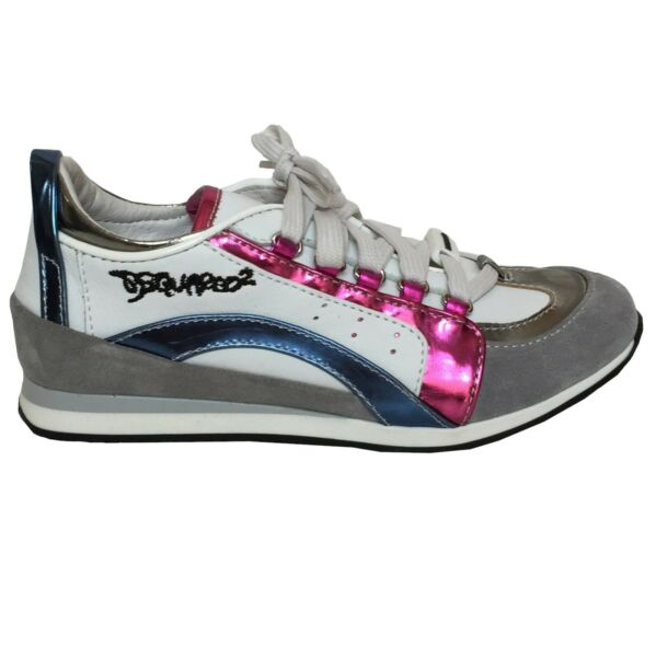 DSQUARED2 SHOES FOR CHILD SIZE 33 NEW $109.00