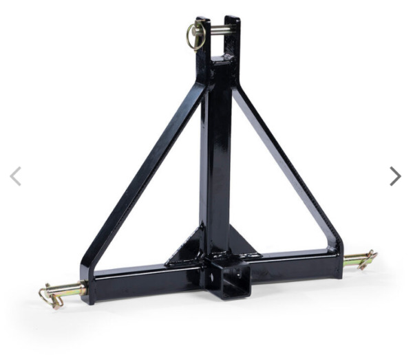 TITAN 2 IN RECEIVER HITCH CATEGORY 1 3 POINT $60.95