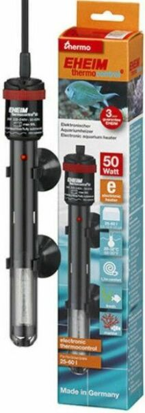 Eheim Thermocontrol Aquarium Heater 50 watt $35.45