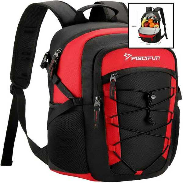 Insulated Cooler Backpack Leakproof Lightweight Bag Soft For Men amp; Women Lunch P $46.09