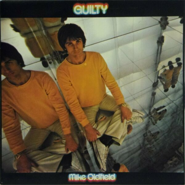 MIKE OLDFIELD #x27;GUILTY#x27; PICTURE SLEEVE 7quot; SINGLE VS 245