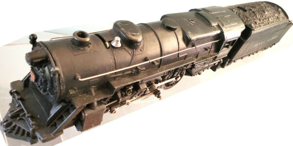 Lionel 2025 K4 Pacific Die Cast Steam Locomotive and 6466WX Whistle Tender 1948 $229.99