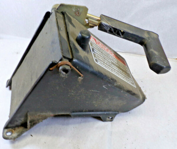 TORO Model 20470 Lawn Mower Used OEM Discharge Chute As Pictured Ships Fast