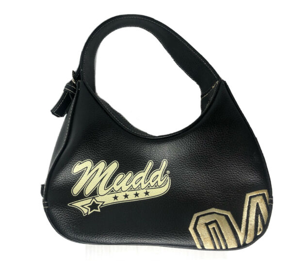 Mudd Purse Vintage Black Small Bag Mini $34.99