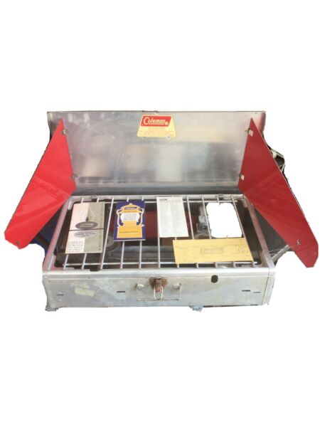 Coleman 2 Burner Camp Stove # 442A