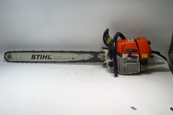 Stihl MS660 Gas Powered Chainsaw With 36 Inch Bar