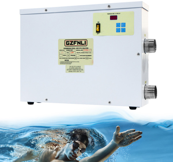 5.5kw to18KW 220v 380v pool Heat pump electric water heater Swimming pool $159.99