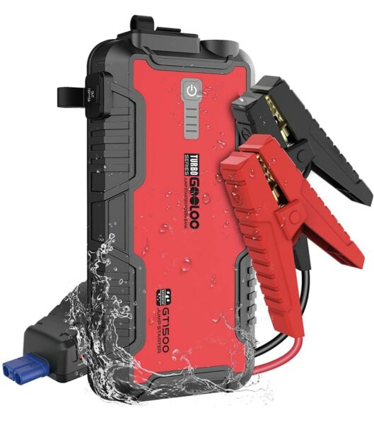 Jump Starter Portable Car Battery Pack 12V Auto Battery Charger Booster Jumper $49.99