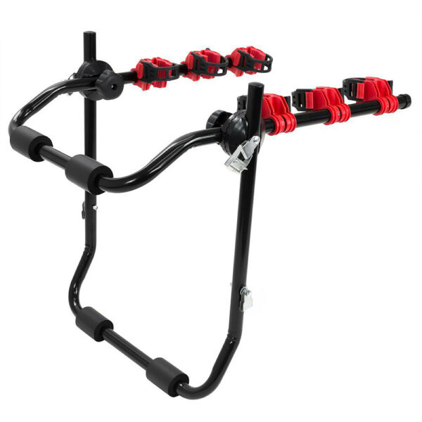 New 3 Bike Car SUV Racks Hitch Mount Bicycle Carrier Rack Swing Down Portable us $48.99