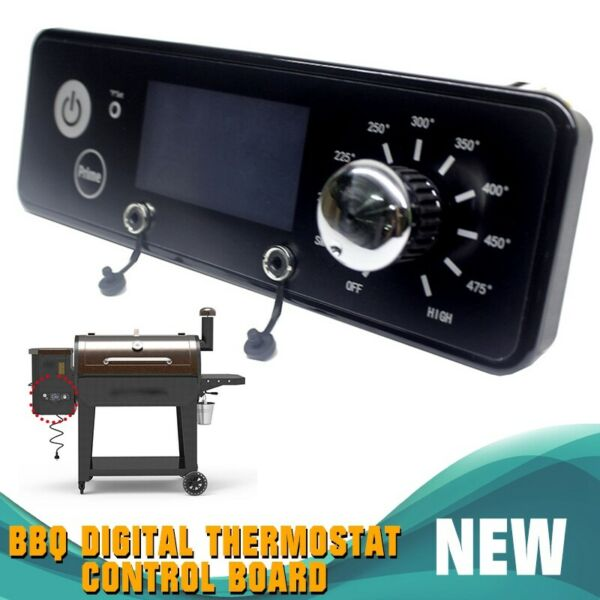 BBQ Digital Thermostat Control Board For Pit Boss Wood Oven Grills W LCD New $38.99