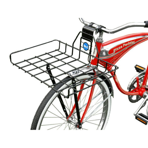 Wald Multi Fit Bicycle Rack Gloss Black $46.49