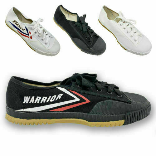 Feiyue style Canvas martial arts Warrior shoes for Kungfu Wushu and Parkour