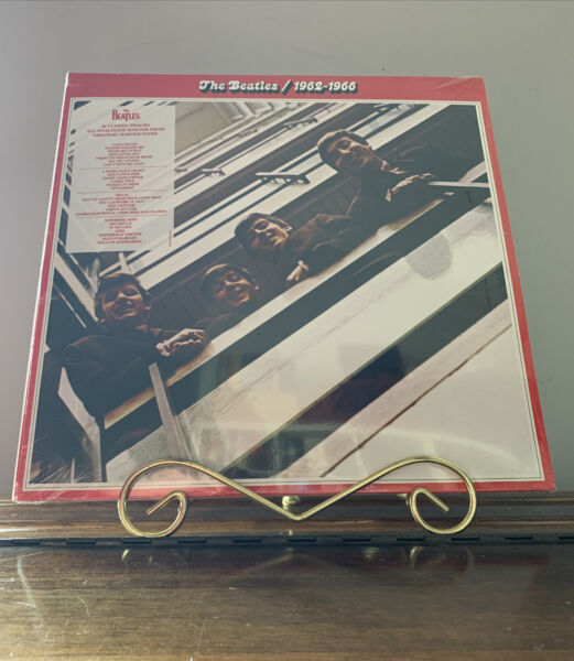 THE BEATLES THE BEATLES 1962 1966 NEW VINYL RECORD The Red Album