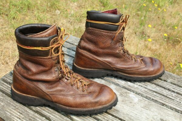 VTG DANNER SASQUATCH 68110 GORE TEX LEATHER HUNTING BOOTS 11.5 D