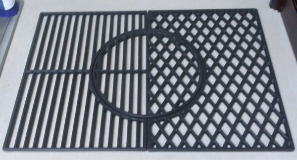 X Home Cast Iron Grill grates for Weber Genesis II 300 Series XH XG08C