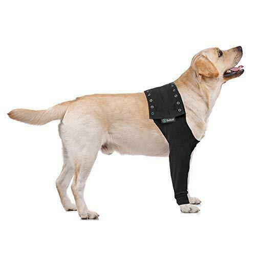 Suitical Recovery Sleeve Dog Large Black $42.79