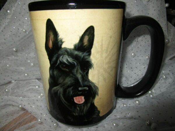 DOG BREED MUGS CUPS SCOTTISH TERRIER $7.95
