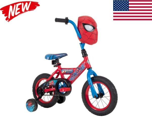 12quot; Marvel Spider Man Bike for Boys#x27; by Huffy NEW $86.99