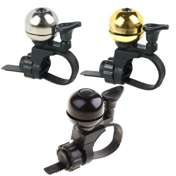 Retro Bicycle Copper Bell Bike Handlebar Alarm Scooter Horn Cycling Accessories $4.45