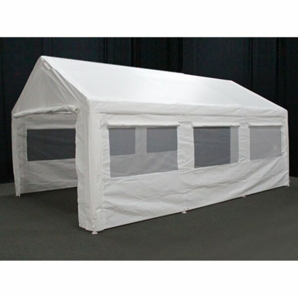 12 x 20 ft Canopy Garage Side Wall Kit Privacy Car Big Tent Parking Carport $201.69